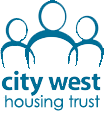 City West Housing Trust Logo